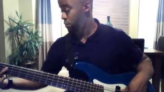 "Ricky Dillard ""My Soul Says Yes"" Gospel Chops Bass-Jordan Brewer"