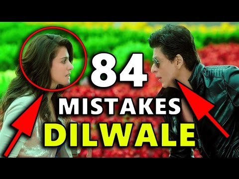 Xxx Mp4 84 MISTAKES IN DILWALE EVERYONE MISSED Eng Subs DILWALE MISTAKES Channel Update 3gp Sex
