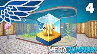 MEGAQUARIUM | Basic Schooling Part 4 - Aquarium Management Let
