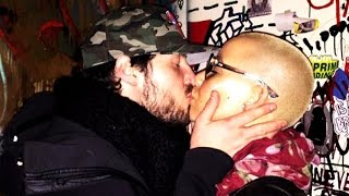 Amber Rose Kisses Val Chmerkovskiy and Calls Him