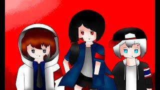 MVเพลง มือลั่น ( cover ส้มโอ )Minecraft Animation ZombieChanel
