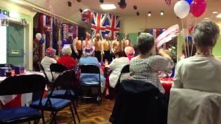Irishguardssingers - armistice songs- Arncliffe