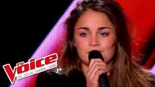 The Voice 2013 | Laura Chab' - People Help The People (Birdy) | Blind Audition