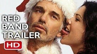 BAD SANTA 2 Uncensored TRAILER  2 Christina Hendricks   Billy Bob Thornton