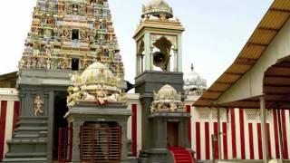 Thiruketheeswaram - Unique bell.