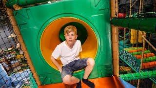 Fun Soft Play at Busfabriken Indoor Playground