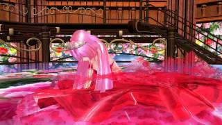 MMD Tda Luka Soleil [Correction] Rose Garden