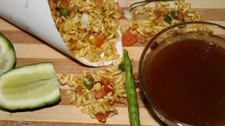 মজাদার ঝাল মুড়ির মসলা আর ঝাল মুড়ি রেসিপি||Jhal Muri Moshla Recipe