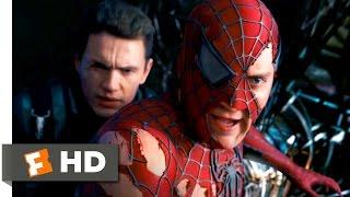 Spider-Man 3 - Spider-Man & Goblin vs. Sandman & Venom Scene (9/10)   Movieclips