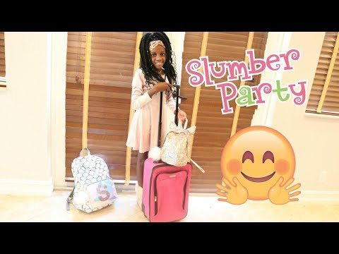 Xxx Mp4 YAYA HAS HER FIRST SLEEP OVER AT HER FRIENDS HOUSE LIT WEEKEND VLOG 3gp Sex