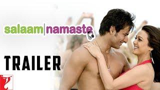 Salaam Namaste - Trailer | Saif Ali Khan | Preity Zinta | Javed Jaffery