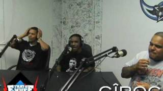 DJ Enuff J. Cole XV Freestyle on ALISTRADIO.NET
