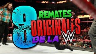 8 Remates originales (Para mi) de la WWE