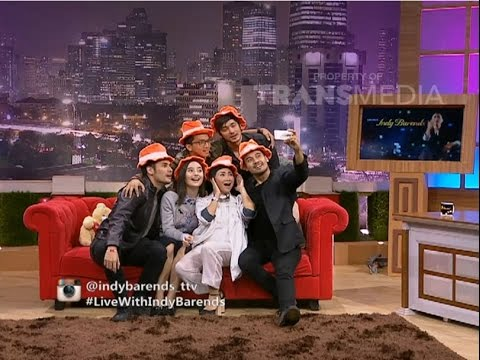 LIVE WITH INDY BARENDS - Pemain Film Negeri Van Oranye Part 3