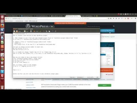 How to release a new version of your WordPress plugin