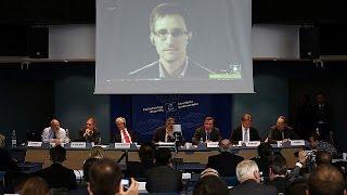 Snowden'dan ilginç açıklamalar
