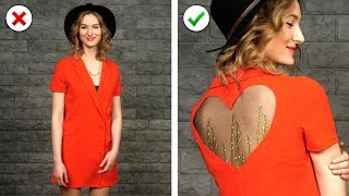 Simply Reuse! DIY Clothing Ideas and Fashion Hacks