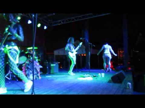 XXX Girlfriend At The Bootleg 7-18-2015 Naked Bike Ride St Louis MO