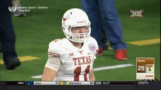 Missouri vs Texas Football Highlights