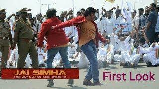 Balakrishna Jai Simha Movie Working Still | KS Ravi Kumar |