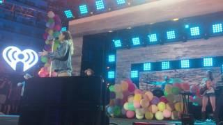 Miley Cyrus Malibu Live Iheart Radio Miami