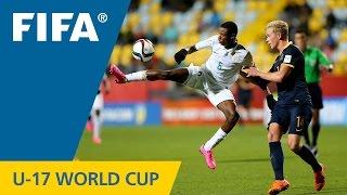 Highlights: Nigeria v. Australia - FIFA U17 World Cup Chile 2015