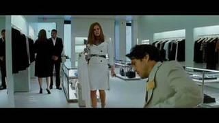 Confessions of a Shopaholic - Pat Field - White Miami Dress