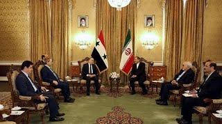 شاهد .. صفقات بالملايين لإرضاء ملالي طهران والروس يهينون الحرس الثوري بطائراتهم