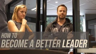 Building Trust and Calm Assertive Leadership