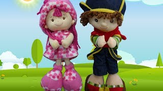 Two little hands go clap clap clap   Songs for Kids   English Nursery Rhyme