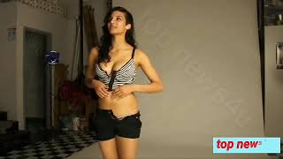 Indian model sexy photoshoot watch video YouTube