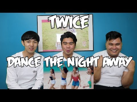TWICE - DANCE THE NIGHT AWAY (ONCE FANBOYS)