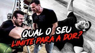 BRANDÃO E RENATO CARIANI TESTAM SEU LIMITE E MOSTRAM COMO DOMINAR A DOR