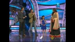 DID Super Moms Episode 15 - July 20, 2013 - Arjun Rampal & Huma Qureshi