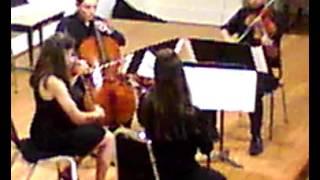 Dvorak String Quartet No.10, Op.51