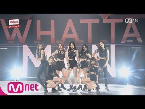 watch Produce 101 [최초 공개] 아이오아이 WHATTA MAN 컴백 무대 160808 EP.20