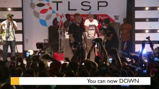 OLAMIDE'S PERFORMANCE AT THE LAGOS STREET PARTY 2016