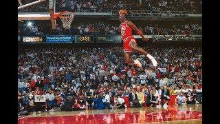 Sports Science - Micheal Jordan Dunk