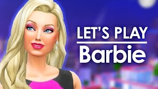 Let's Play The Sims 4 Barbie | TWINS?!? | S3E03