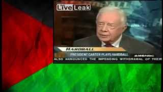 Palestine Vs Israel : Jimmy Carter Speaks The Truth About Jews | Video