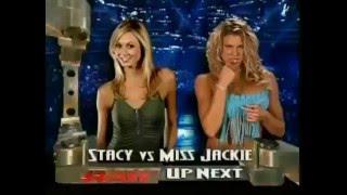 (720pHD): WWE Raw 03.15.04: Stacy Keibler vs Miss Jackie