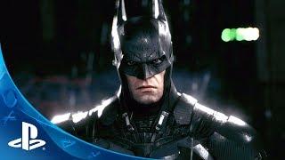 Official Batman: Arkham Knight Gameplay Trailer -