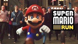 Super Mario Run - Live Action Trailer