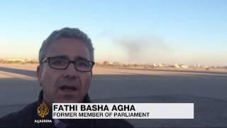 Attacks lead Libya's state oil company to halt activity