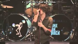 ONE OK ROCK Zankyou Reference Tour presentación - Sub español