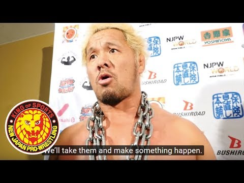 Xxx Mp4 Mar 21 NEW JAPAN CUP 2018 3rd Match Post Match Comments English Japanese Subs 3gp Sex