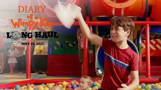 Diary of a Wimpy Kid: The Long Haul | Diaper Hands Remix | 20th Century FOX