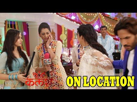 Kalash Ek Vishwaas: Devika Slaps Reporter; Throws Ravi & Nivi Out Of Wedding Hall