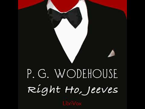 Right Ho, Jeeves by P. G. Wodehouse    Audiobook with subtitles