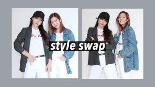 Style Swap Challenge ft. Rilaccoco